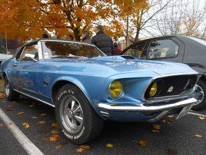 Automobiles anciennes construites entre 1920 et le 31 décembre 1969 pour LES RENDEZ-VOUS DE LA REINE.