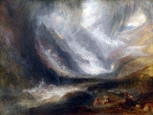 Joseph Mallord William Turner,  (Londra, 23 aprile 1775 – Chelsea, 19 dicembre 1851)
