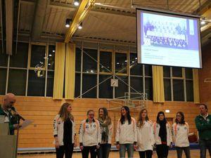 Glanzvolle Veitshöchheimer Sportlerehrung - Tolles Rahmenprogramm
