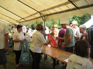 Vignes, Vins, Randos à Chahaignes en 2014