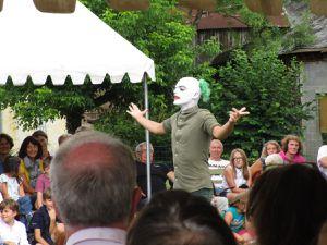 Plus de 400 personnes ont assisté au spectacle organisé par FestiLoir