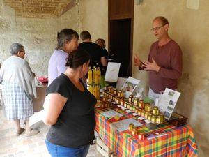 Les producteurs locaux seront présents au couvent des Augustins