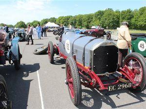 Les avant 1920 au Vintage Revival Montlhéry