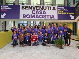 Mezza Maratona Internazionale RomaOstia 2015. Casa RomaOstia ha aperto i battenti e rimarrà aperta sino alle ore 20.00 di sabato 28 febbraio