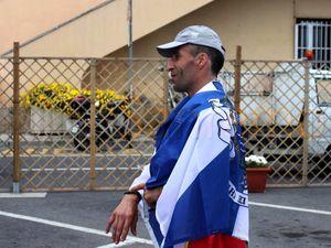 Ultra Milano-Sanremo 2015 (2^ ed.). Ha vinto il portoghese Joao Oliveira, stabilendo il nuovo record con 30h15'