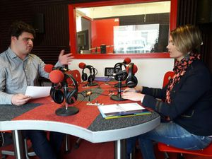 Retrouvez ce soir l'émission enregistrée hier sur Radio Val de Reins !