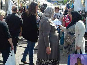 Circo 3 : Du soutien et un accueil incroyable pour la candidate Isabelle SURPLY (FN)
