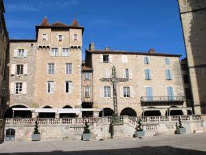 Figeac, Villefranche-de-Rouergue, ...Lissandre