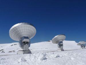 L'ambiance du plateau et l'observatoire
