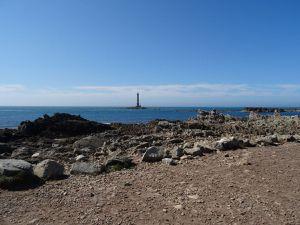 Un petit détour de 1,5 km pour rendre visite au phare de la Hague  (hameau de Goury)