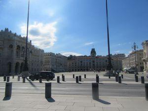 Traversée de Trieste