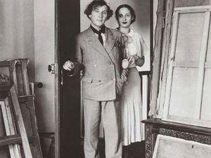 Bella et Marc Chagall -1/2-
