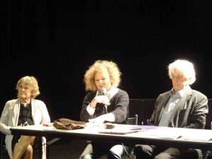 Annie et Charles BALDUZZI, Olivier DESSENIS et Valérie DUCHATEAU