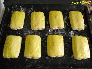 petits pains aux chocolats