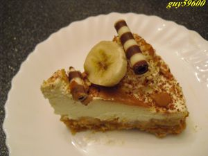 tarte banoffee pie