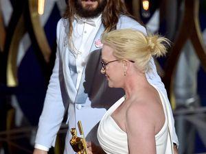 * Jared Leto @ Oscar 2015 [Pics 2]