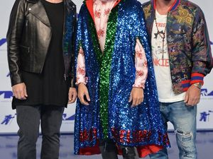 * 30 Seconds To Mars VMA's [Pics]