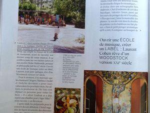 Made in diva dans le magazine français L'Express