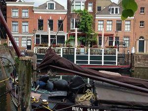 Delfshaven, l'autre visage de Rotterdam