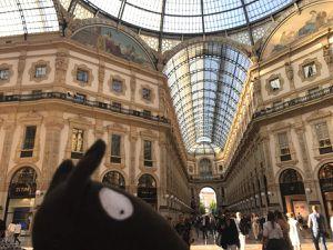 Une semaine à l'école française de Milan !