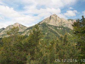 DIMANCHE 12 JUIN 2016 - LES 3 BECS (Drôme)