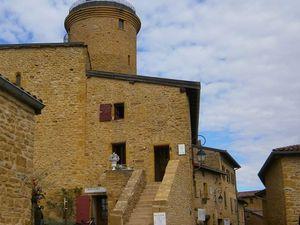 DIMANCHE 2 OCTOBRE 2016 - THEIZE (en Beaujolais)