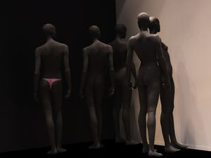 Tribute to dummies - Hommage aux mannequins