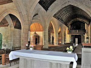 Église de Bretagne : Saint-Budoc à Beuzec-Cap-Sizun