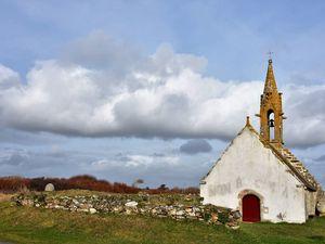 La chapelle Saint-Vio à Tréguennec