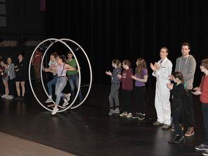 Échos du festival cirque amateur de Balles à fond