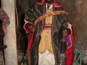 La grande crèche d'église de Michel V. de Belgique (dernière partie)