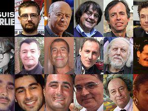 Des victimes du terrorisme, toute la divesité de notre Pays, y compris politiques.