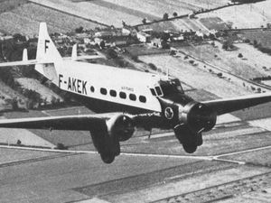ALBINE Le Mémorial des Aviateurs Oct 2016
