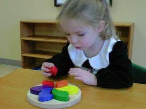 ecole Montessori - le the