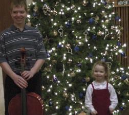 recital de violoncelle