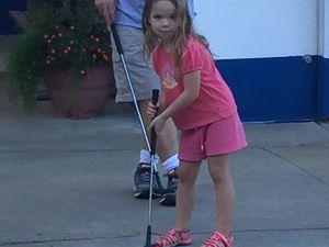 soiree famille - mini golf