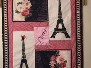 Tenture de mur PARIS