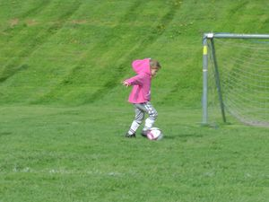 Le foot encore et toujours