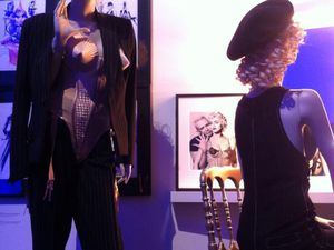 Jean Paul Gaultier s'expose au Grand Palais !