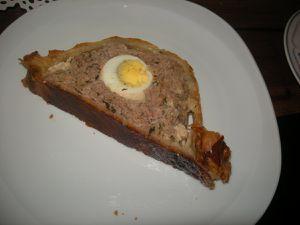 Paté de Pâques Berrichon .