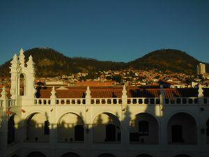 Sur les toits de San Pelipe de Neri