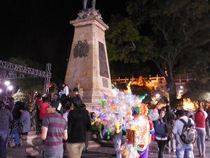 la fête du 25 mai à Sucre