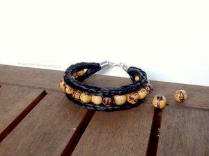 [Bijoux] Le bracelet qui hennit en 3D - Cannon