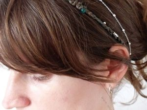 [Headband] Find the emerald {Collection hair enchantment}