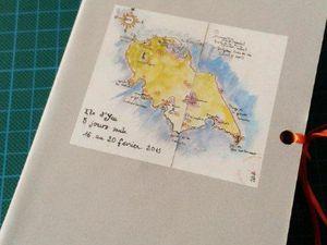 Petits carnets des îles