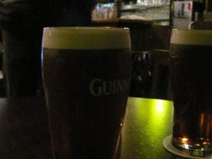 Irlande... une pinte de lake...