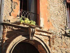 Ferrara... Via Vittoria