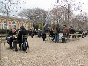 Paris... Ici et Ailleurs 15 - Echec et mat