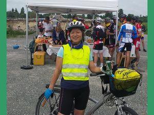 La Monticyclo 2016. Parcours 100 km.