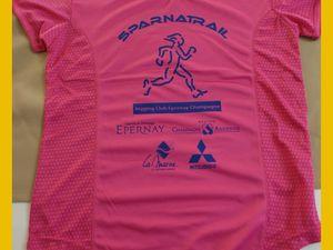 P'tiot Sparnatrail 2016 à Epernay.